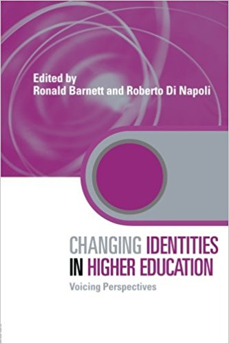 Changing Identities in Higher Education book cover