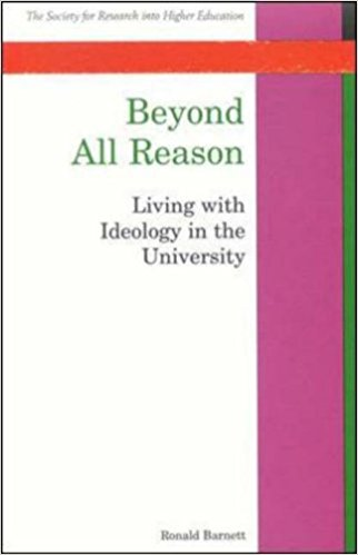 Beyond All Reason book cover