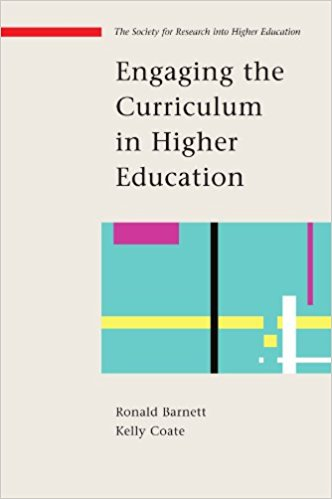 Engaging the Curriculum in Higher Education book cover