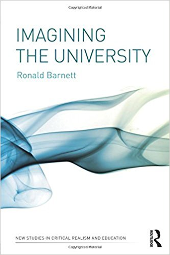 Imagining the University by Ronald Barnett