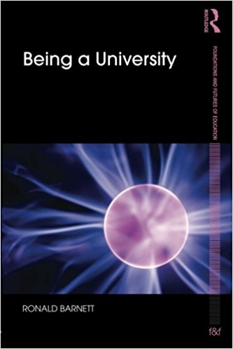 Being a University by Ronald Barnett