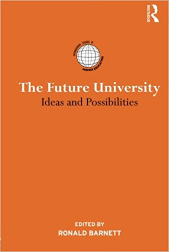 The Future University book cover