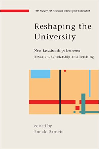 Reshaping the University book cover
